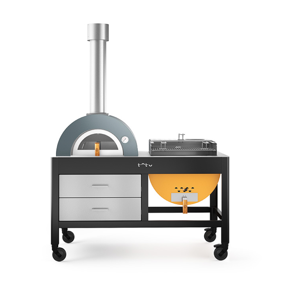 Toto Grill Oven | Wood Fired Chef